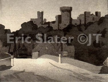 Arundel Castle by Eric