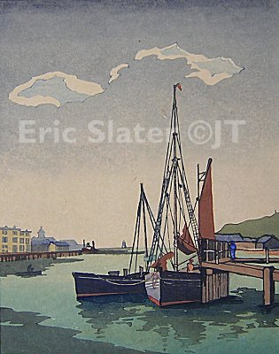 Fishing Boats by