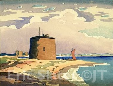 The Martello Tower by